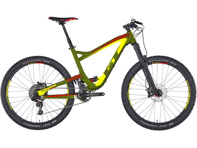"GT Bicycles Sensor Carbon Pro SRAM 27,5"" DGR"